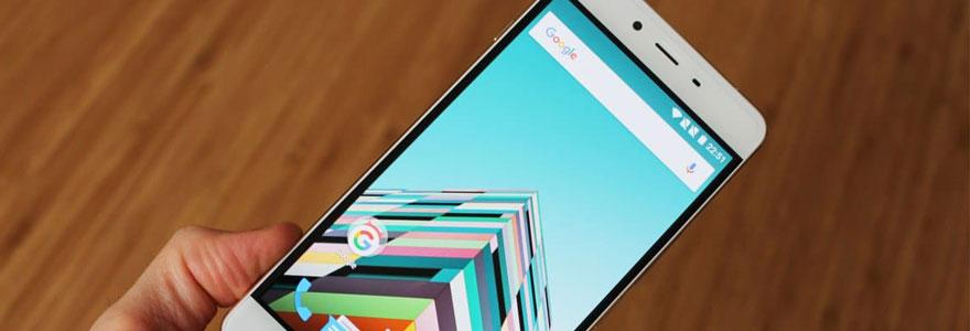 écran OnePlus X
