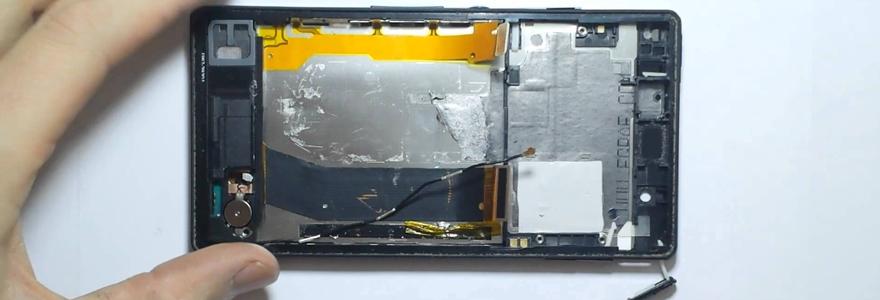 Changer écran Xperia Z5