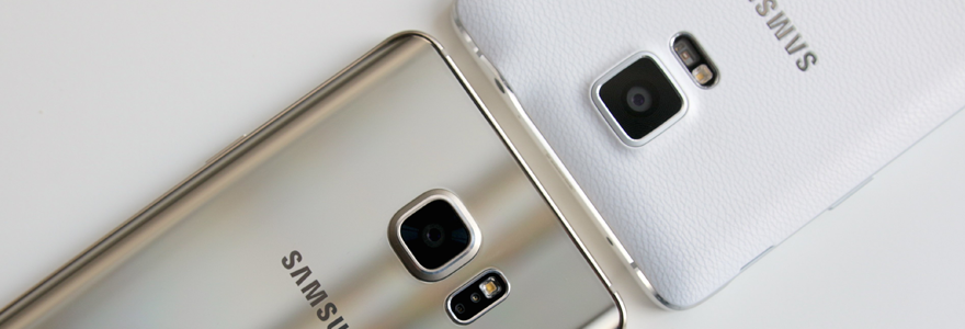 coque arrière Galaxy Note 5