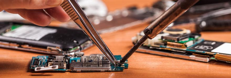 Réparer soi-même son Smartphone