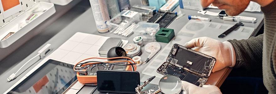 Dénicher un réparateur pour smartphones